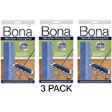 3 Pack Bona Microfiber Cleaning Pad