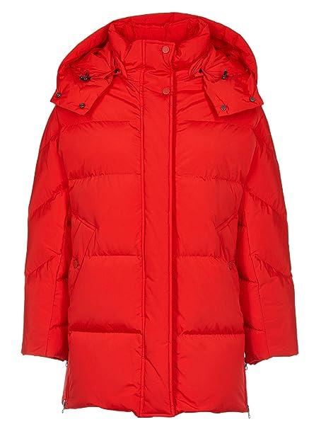 Puffy Rosso Aurora it Woolrich Amazon Abbigliamento Giubbotto qvR0qn14