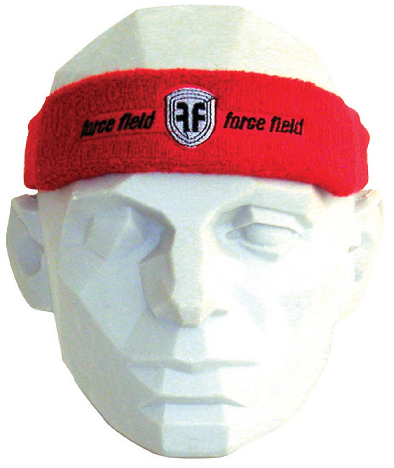 Markwort ForceField Protective Head Band (Red)