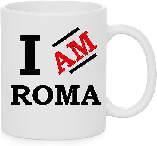 Amazon.com: I Am Roma Official Mug: Kitchen & Dining