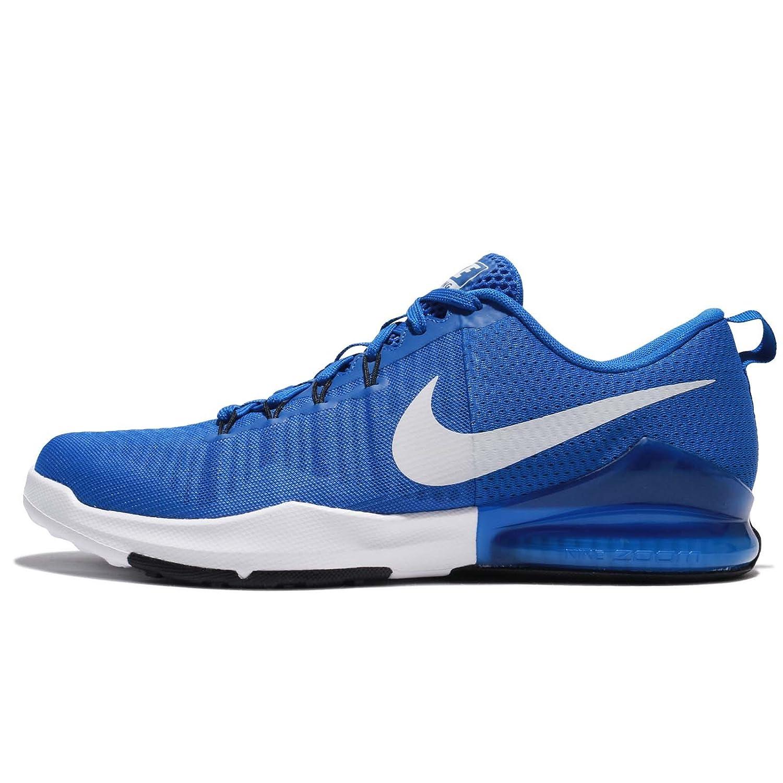 Buy Nike Men's Blue Zoom Train Action