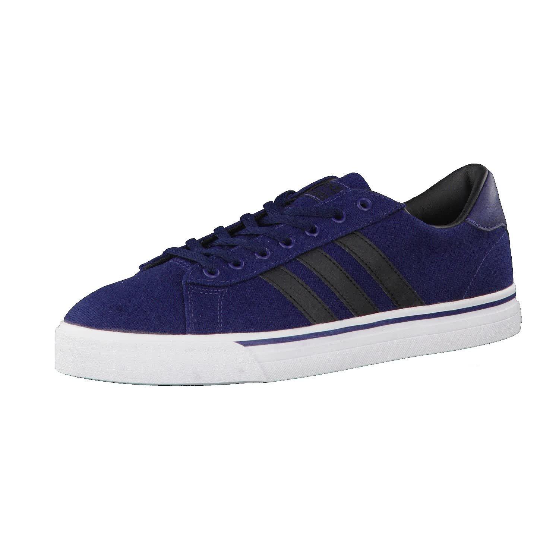 Adidas Herren Cloudfoam Super Daily Turnschuhe, Blau (Maruni Negbas ftwbla), 40 EU