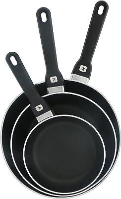 J.A. Henckels International 3-Piece Capri Granitium Nonstick Fry Pans