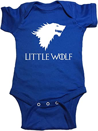 Game of Thrones Toddler Little Wolf T-Shirt