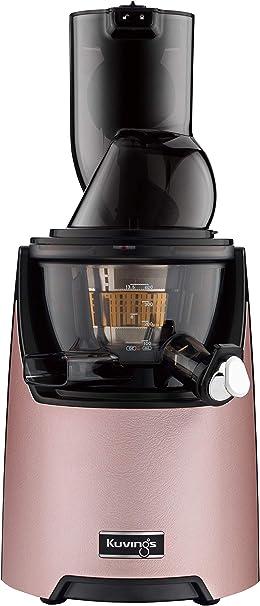 KUVINGS EVO 820 - Extractor de zumo (rosa): Amazon.es: Hogar