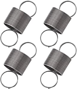 W10400895 Washer Suspension Spring 4 Pack, For Whirlpool Washing Machine Replace PS3497596 1938554 AH3497596 W10348658