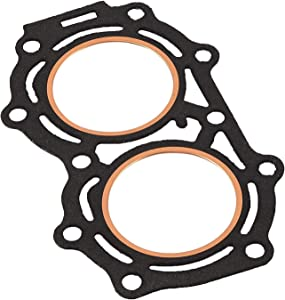 Gasket For TOHATSU NISSAN Outboard 9.9 HP 15 HP 18 HP NS9.9D2 M15B2 NS18E M18 NS18 (2 Stroke) Replaces 350-01005-0