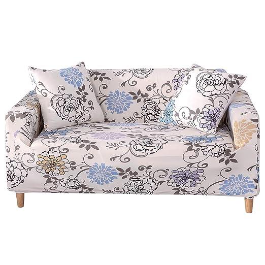 Funda de sofá Moderna y Sencilla para sofá de 1/2/3/4 Pulgadas ...