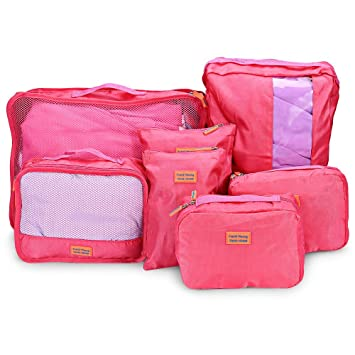 Amazon.com: Lixada 7pcs/set multi-fonction bolsa de ...