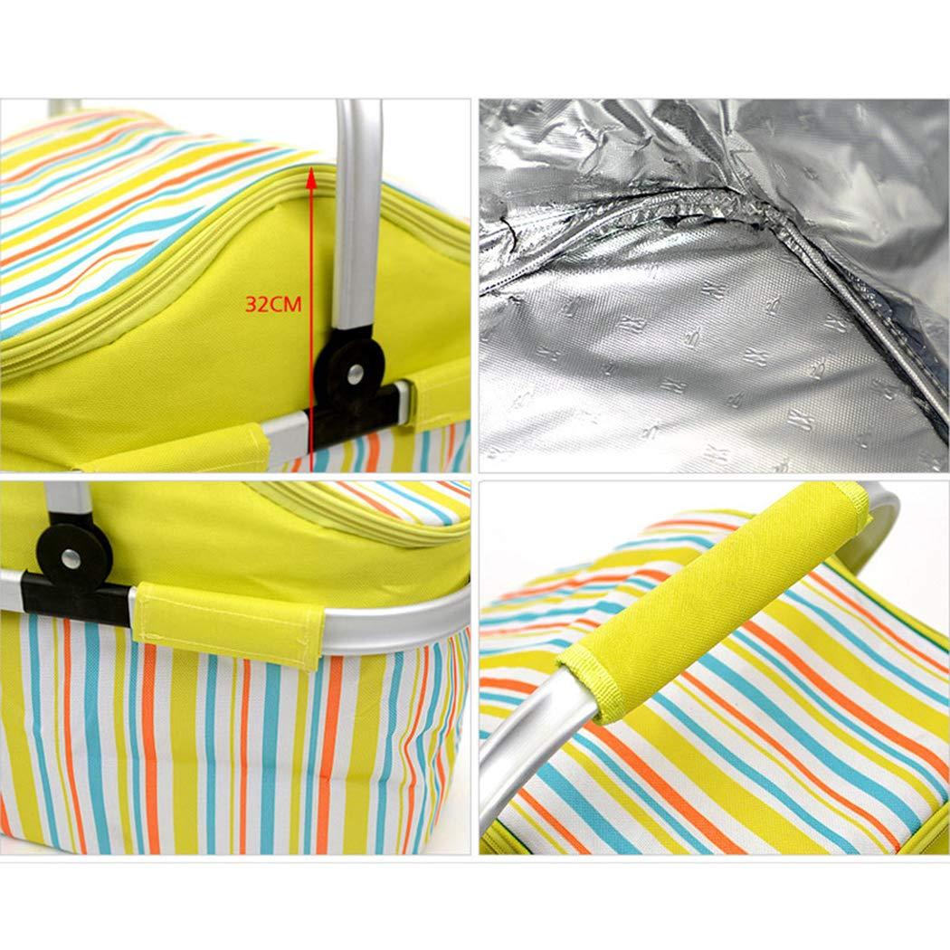XinHeChengMai XinHeChengMai XinHeChengMai Outdoor Faltbares Picknick Isolierung Pack BBQ Picknick Korb Auto Lebensmittel Isobox Frische Ice Pack B07PMB5GZ4 | Üppiges Design  14ccd4