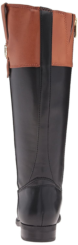 Tommy Hilfiger Women's Shano Riding Boot B01F9I63KS 9.5 B(M) US|Brown
