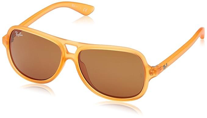 Ray-Ban Gafas de Sol 9059S700373 (50 mm) Naranja: Amazon.es ...