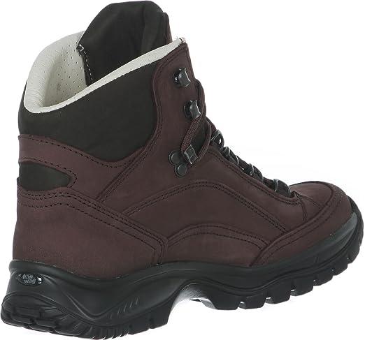 6e6c8b3a505 Hanwag Canyon Lady II Aubergine: Amazon.co.uk: Shoes & Bags