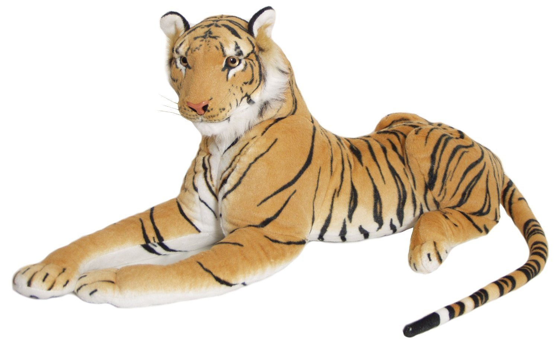 Cuddles Time Tigre en peluche 150 cm