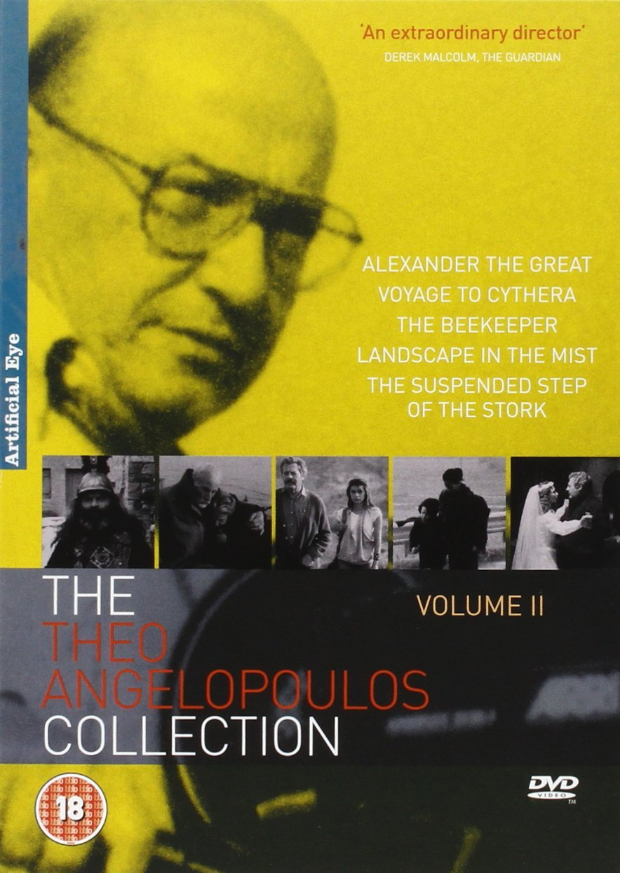 Amazon The Theo Angelopoulos Collection Volume 2 5 Dvd Box