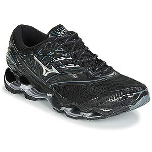 MIZUNO Wave Prophecy 8 Noire Chaussures de Running