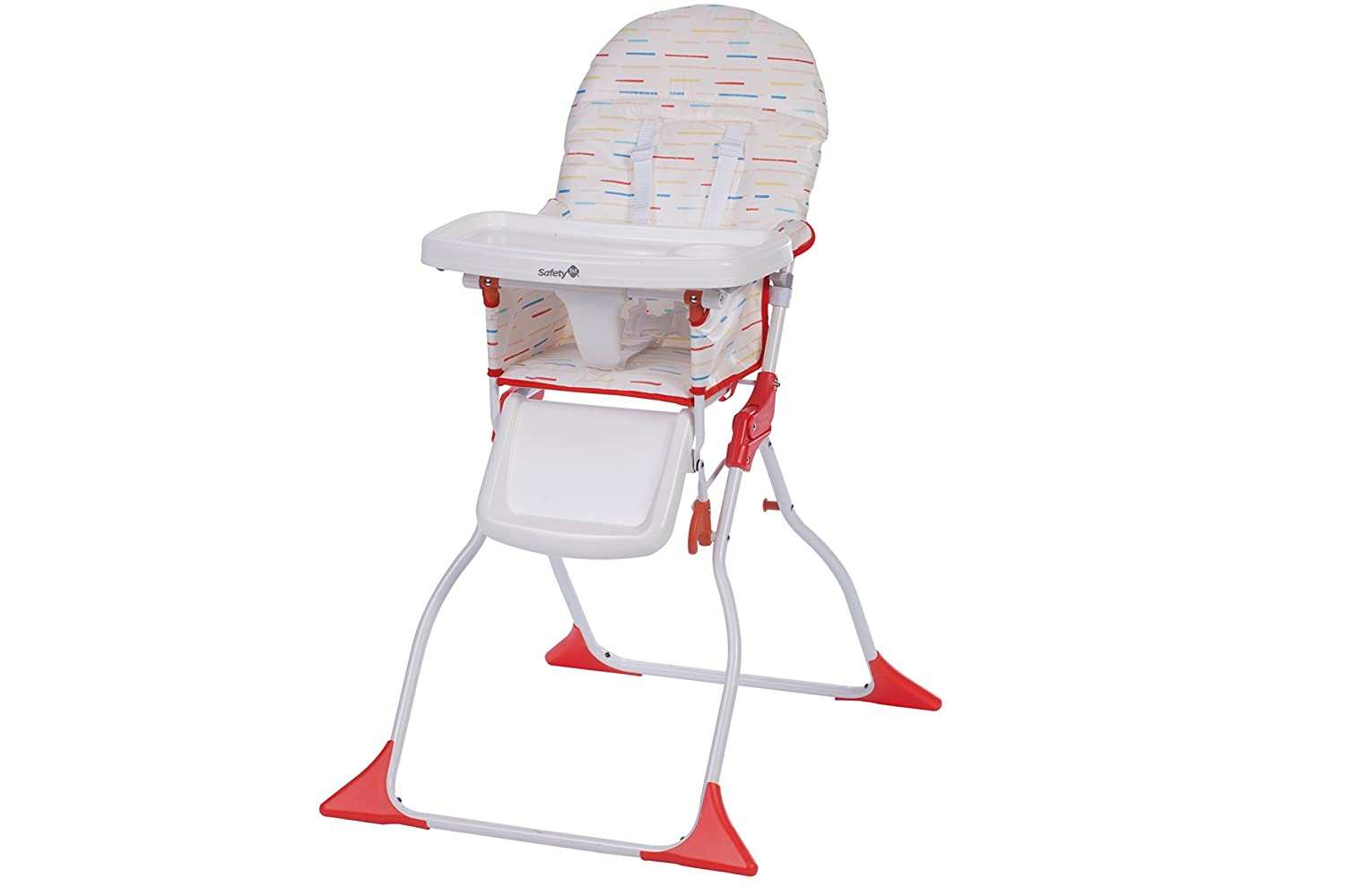 Chicco Polly Easy Chaise Haute Avec 4 Roues Nature Chin3
