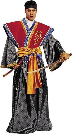 chiber - Disfraz Samurai Saigo: Amazon.es: Juguetes y juegos