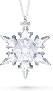 SWAROVSKI X-Mas Annual Edition 2020 Ornament, One Size, Clear