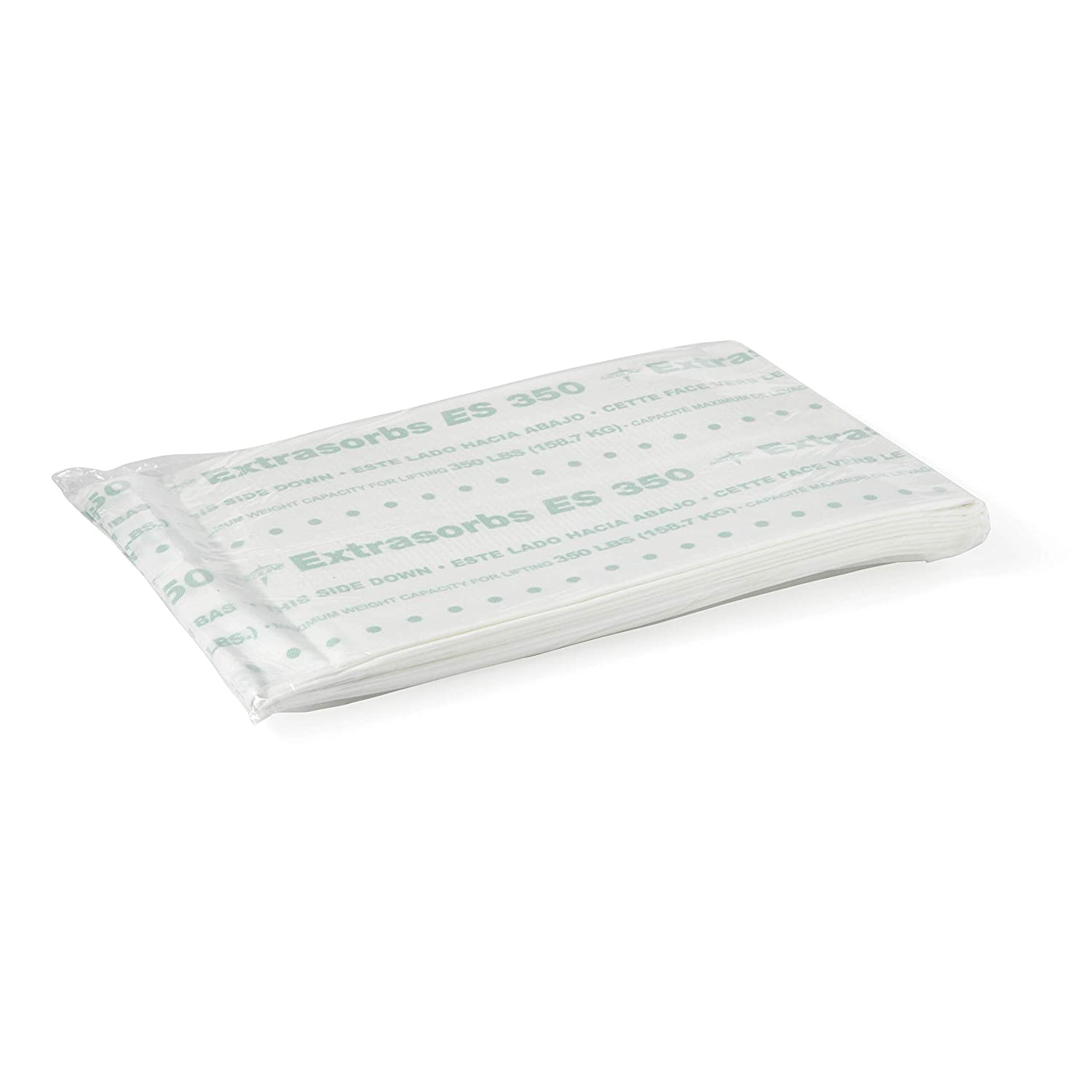 """Medline - EXTSB3036A350 Extrasorbs Extra Strong Disposable Underpads, Super Absorbent Dry Pads, 30"""" x 36"""", Case of 70: Incontinence Bedding Protectors: Industrial & Scientific"""
