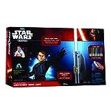 Giochi Preziosi 70150781 - Star Wars Lichtschwert Raumlicht, 8-farbig