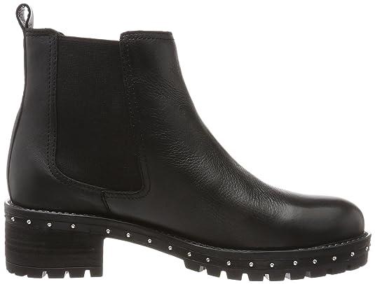 Womens Bx 1417 Bnew-Falkox Chelsea Boots, Black Bronx