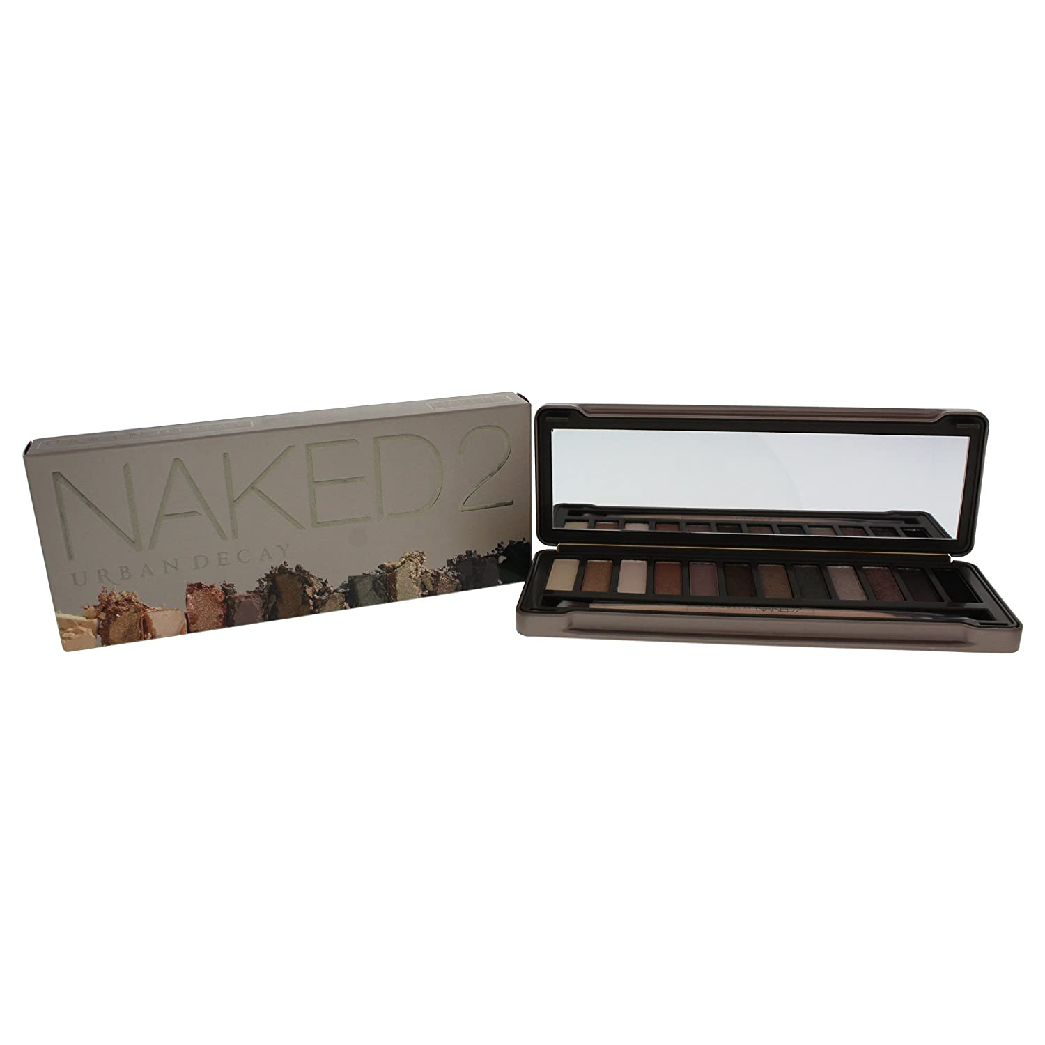 Urban Decay Naked 2 Eyeshadow Palette, 1 Count Mainspring America Inc. DBA Direct Cosmetics naked2