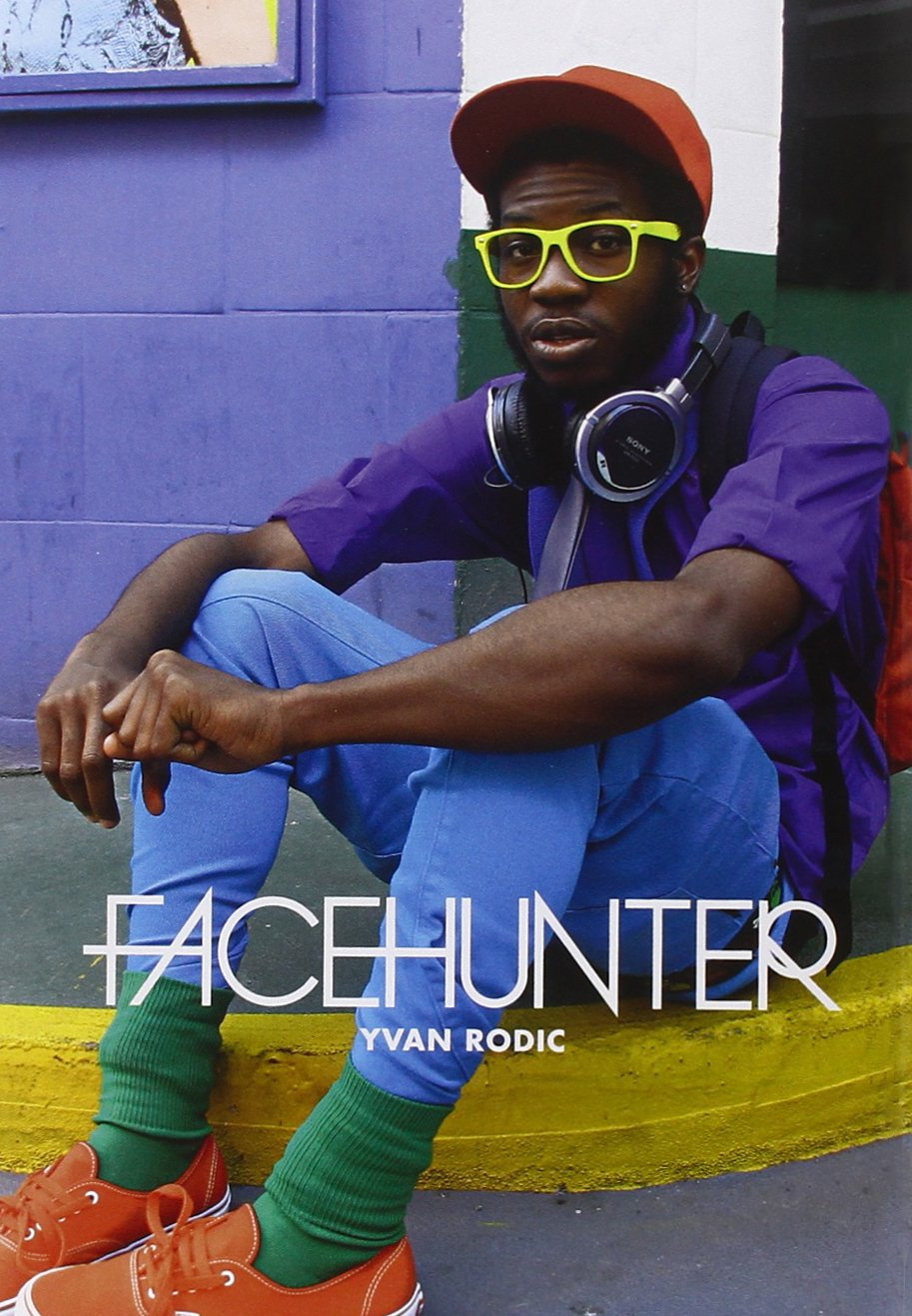 Facehunter: The Book pics