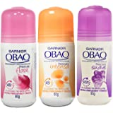 Obao Assorted Deodorant for Women - Pack of 3