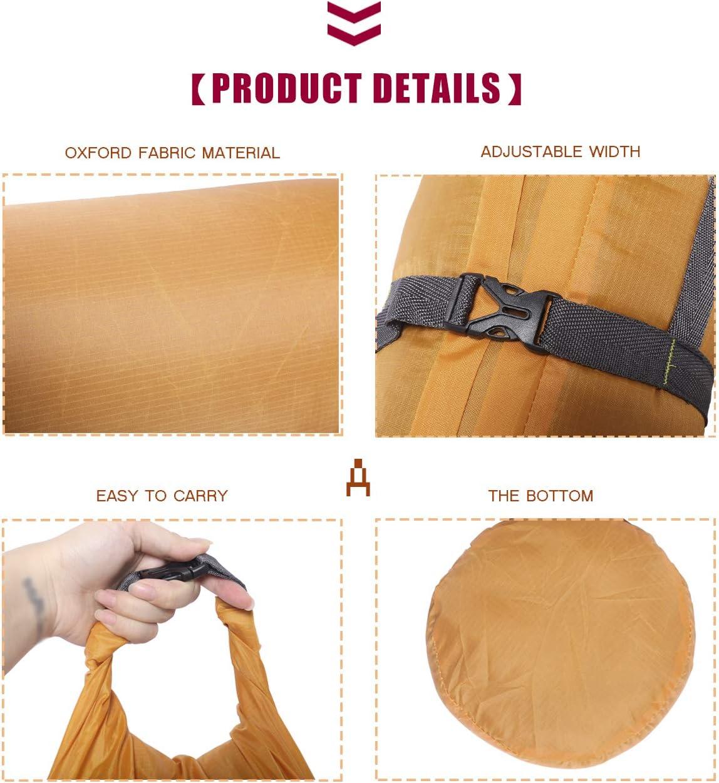 HIKEMAN Exprimidor ajustable para tiendas de campa/ña