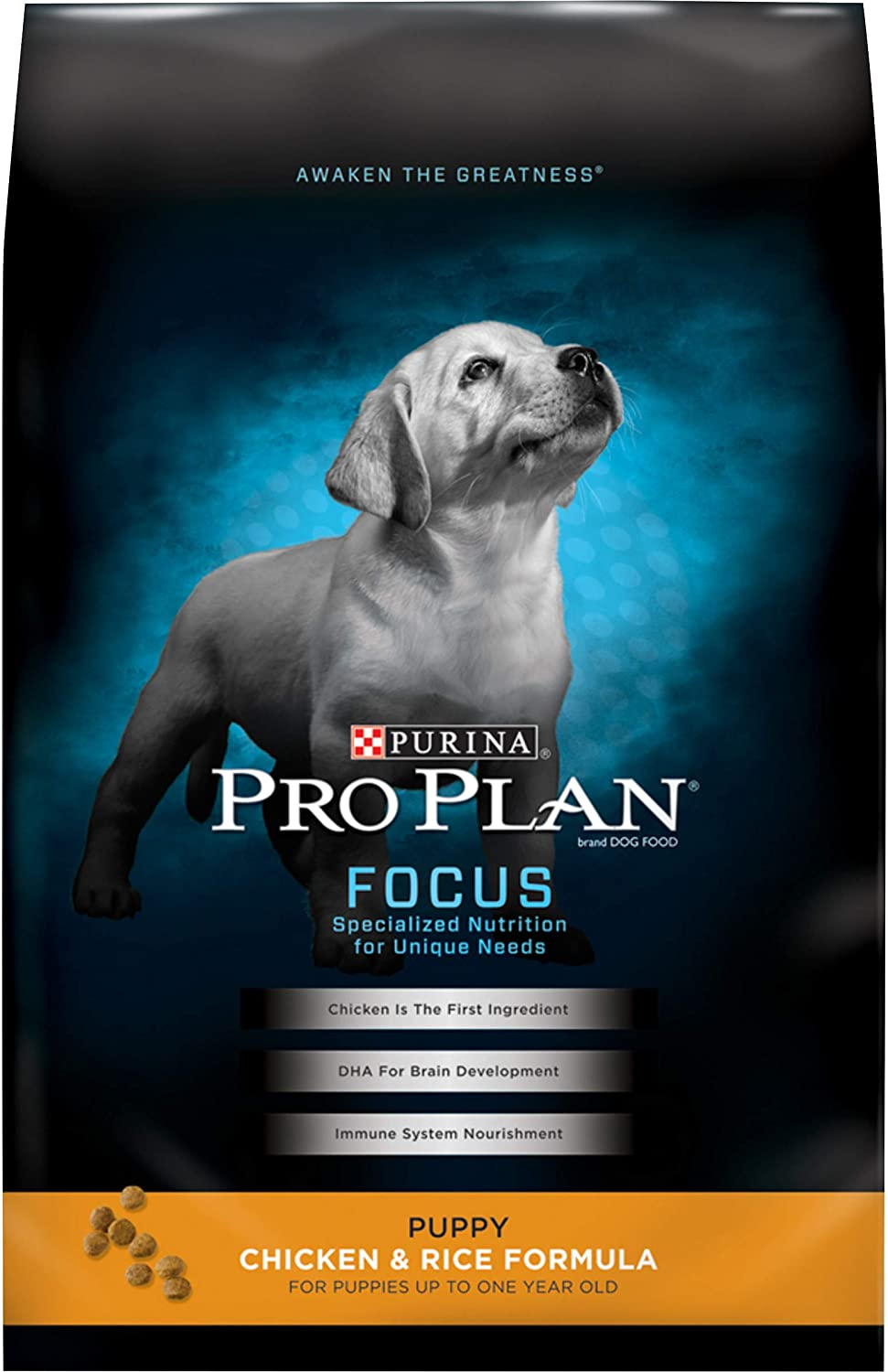 5. Purina Pure Plan Focus