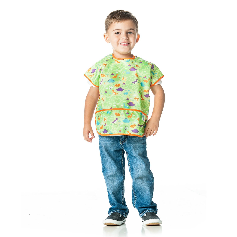 Bumkins Waterproof Junior Bib, Dinos (1-3 Years) by Bumkins (Image #4)