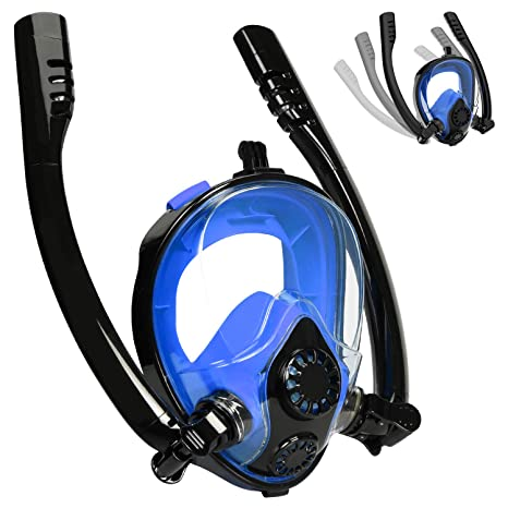 high quality mask for snorkeling