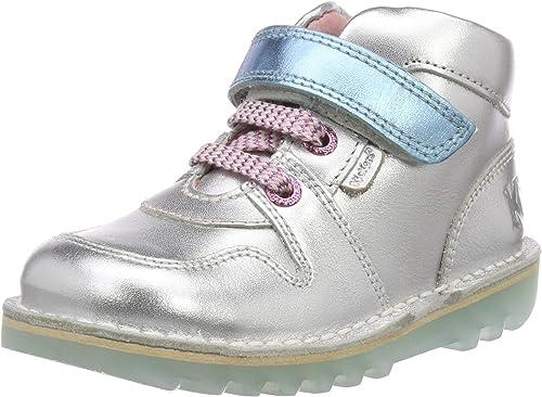 Kickers Baby Girls' Kick Glow Boots