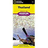 Thailand (National Geographic Adventure Map (3006))