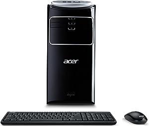 Acer Aspire AT3-605-UR21 Desktop (Black)