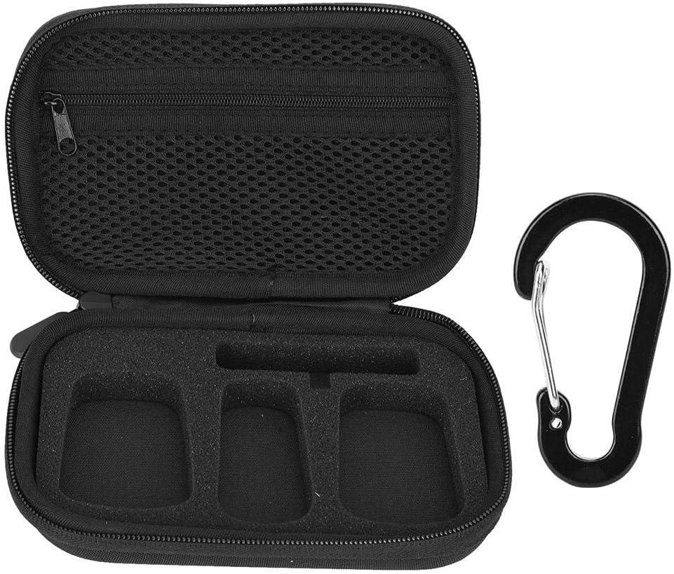 OUMIJ 스토리지 가방 깜박임 500B2 무선 마이크에 대 한 휴대용 하드 보호 케이스 스토리지 가방