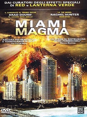Amazon.com: miami magma dvd Italian Import: rachel hunter ...