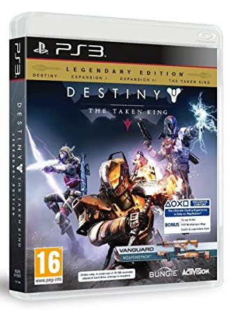 2c168c93809 Buy Destiny  The Taken King - Legendary Edition (PS3) Online at Low Prices  in India