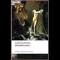 Orlando Furioso - Ludovico Ariosto [modern library classics](annotated) (English Edition)