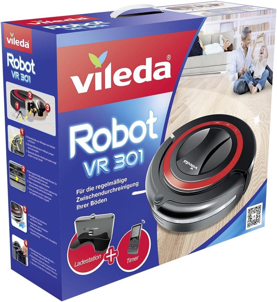 Vileda Robot VR 301: Amazon.es: Hogar