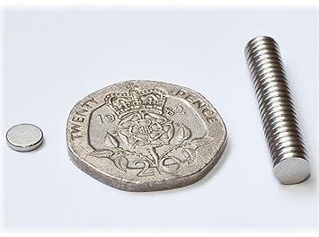 Planningfamily Neodym Magnet Für Kühlschrank Etc Motiv 20 Pence