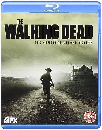 The Walking Dead Season 2 Blu Ray Amazoncouk Andrew