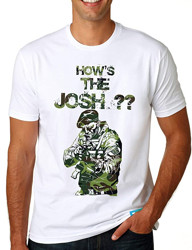 0c4e8b5d1 Hows The Josh t-Shirt: Amazon.in: Clothing & Accessories