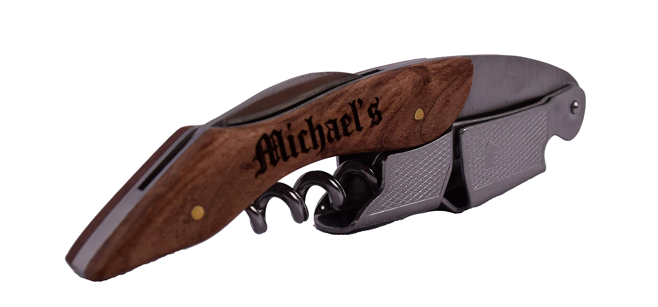 Personalized | Customized Corkscrew & Multi-Tool