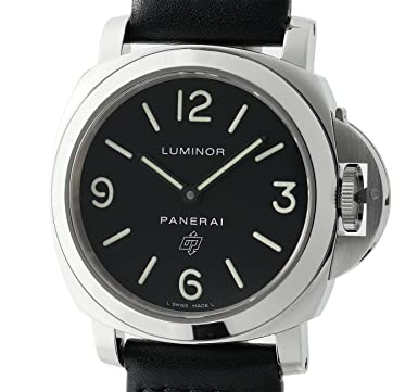 black op swiss xi replica zf dial watches pam marina stainless steel luminor panerai
