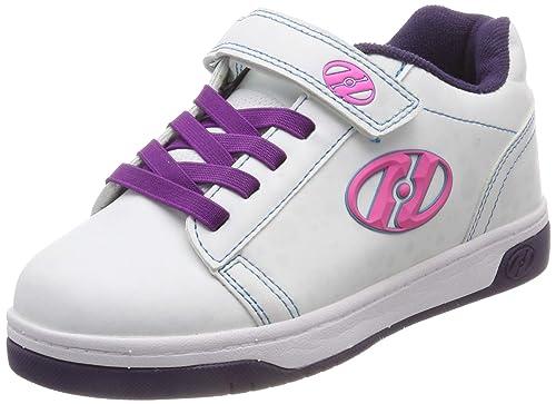 Heelys Dual Up X2, Zapatillas para Niñas: Amazon.es: Zapatos y complementos