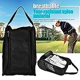 Zerone Portable Golf Shoes Bag Breathable