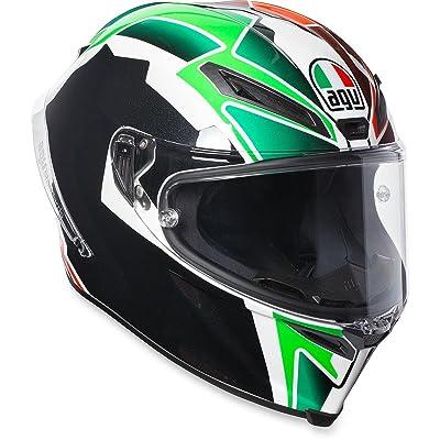 AGV 216121O2HY00806 Corsa R Blada Helmet (Black, MS)