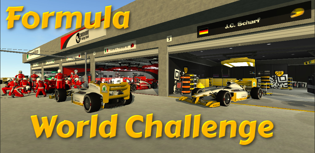 Formula World Challenge - Ferrari Race F1